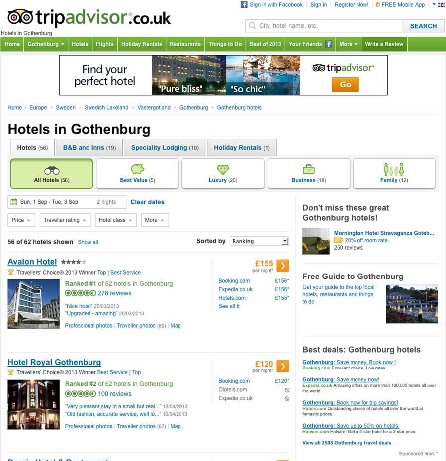 Tripadvisor-meta-search