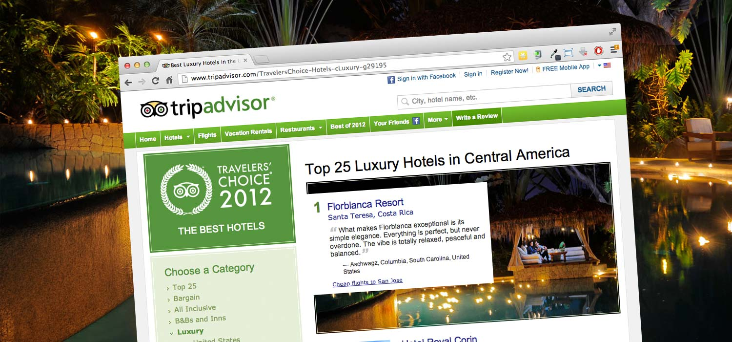 Tripadvisor Advertising & Optimization